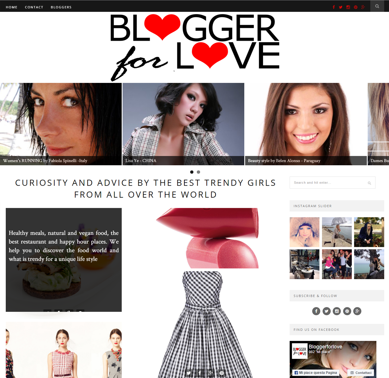 bloggerforlove.com